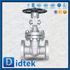 Stainless Steel stem flange gate valve with prices