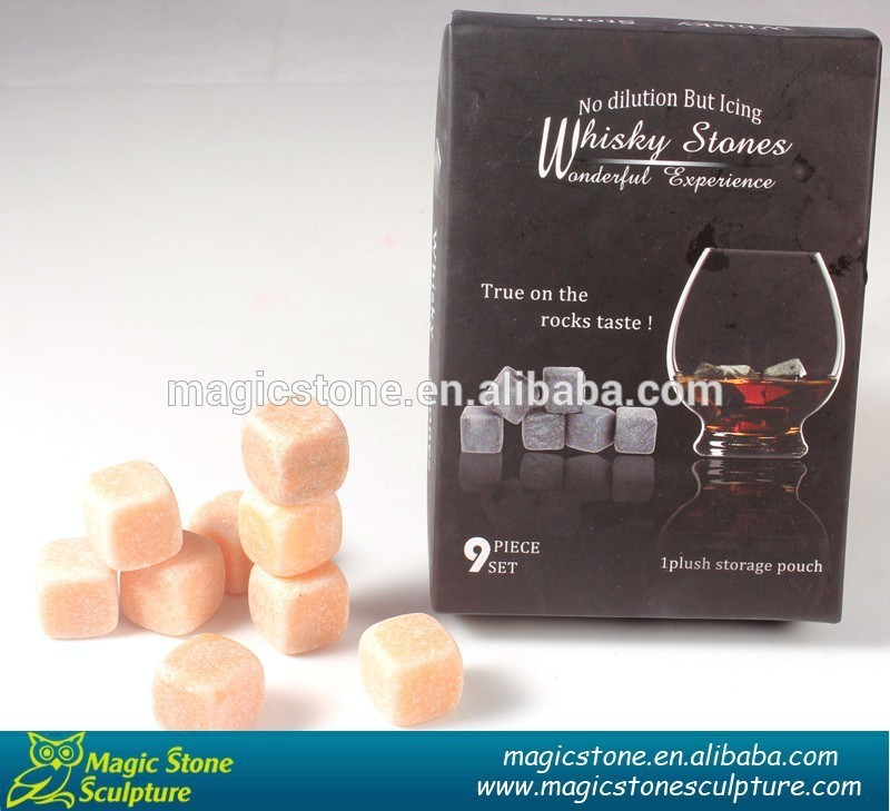 wholesale 2015 wine accessory whiskey stone