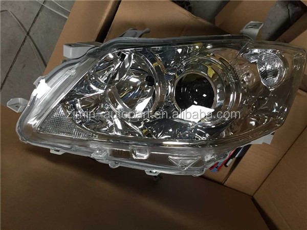 Headlights For Toyota Camry Aurion 2007 - 2010