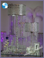 New ! crystal centerpieces for wedding table ZT-256B