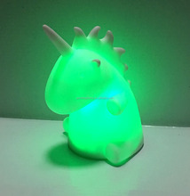 Kids Animal night light pretty unicorn pear pineapple LED night lamp