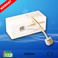 Wrinkle Scar Stretch Marks Removal Titanium 192 Needles Dermaroller High Quality For Sale DRE60