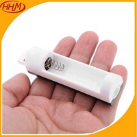 USB 5V 200mAH Powered Single Slot AA/ AAA Battery Charger with LED Light