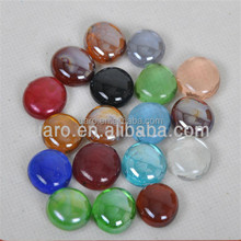 Gem mosaic craft kit DIY material loose glass marble Pebble