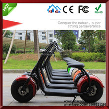 Mag Cool 1000w 80km fashionable 2 wheel citycoco electric motorcycle scooter