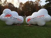 advertising helium cloud shape balloons for sale N1015
