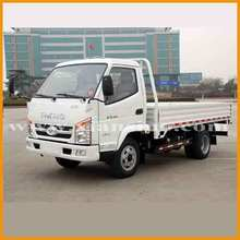 Chinese 2 ton K-ing mini truck 4x2 diesel light cargo truck