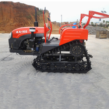 Professional Agricultural Farmtrac Tractor with High Rated Power