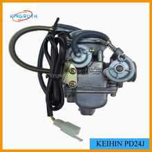 China PD24J,24MM,GY6 150CC motorcycle carburetor pgo parts