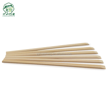 21/ 24cm eco-friendly disposable sushi OEM Branded katana bamboo chopsticks