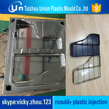 injection plastic mold components manufacturer