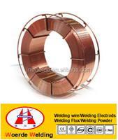 bohler welding copper coated welding wire ER49-1 with K300 spool
