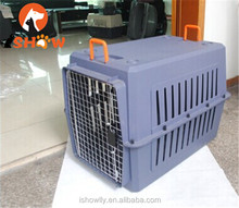 pet outdoor Dog Cat Plastic cage house PP pet flight cage