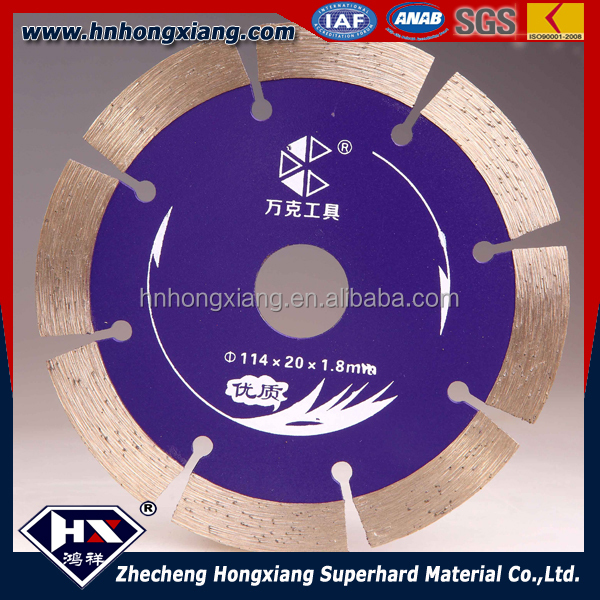 diamond saw blade for concrete cut off saw 14inch etc