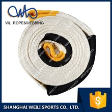 (WL STRAP) 4wd recovery snatch strap winch for Towing and Recovery