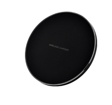 Qi Wireless fast Charger station 9V-1A Wireless Charging Pad for iPhone 8/ iphone 8 plus / iphone X and galaxy s8