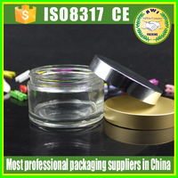 AWI cosmetic bottles and jars luxury cosmetic jars/wholesale glass jars