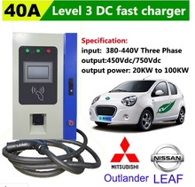 20kw Combo 2 Super Fast AC/DC EV Charging Station
