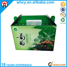 China Manufacturer Customized Cheap Colorful Paper Packaging Corrugated Box With Logo Printed