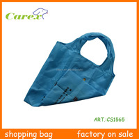 Wholesable Reusable Recycle Polyester Standard Size Shopping Bag