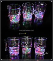 High Quality Plastic LED Flashing Drinking Cup LED Beer Light Drinking /Bar Decorative Party Club Beer Cup