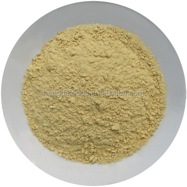 High Quality Dehydrated Ginger Powders of Yellow/Turmeric