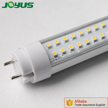 China new style 3528 red white t8 15w 18w 20w 24w led read tube