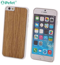 iPefet- Prevail Natural Wooden phone case for iPhone 6