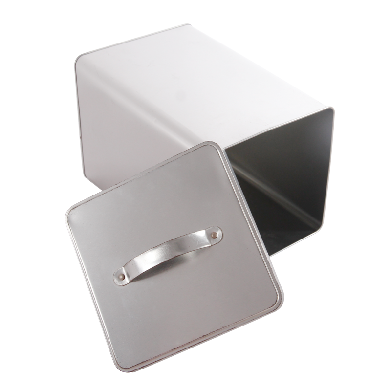 Metal Material and packaging Use multifunctional tin box