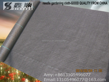 black plastic ground cover /woven geotextile agricultural mulch film /weed barrier
