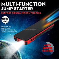 Car Power Pack Carku Mini jump starter E-power-21 with 18000mAh super capacity jump start 5.0L Diesel engine and 6.5L gasoline