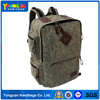 2017 New Gray Canvas Travel Backpack