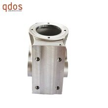 CNC machining reducer gearbox for Power Transmission Parts