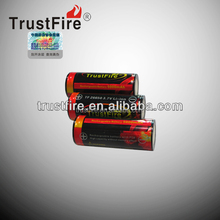 2013 Trustfire 26650 li ion battery for ecig 5000mah ego battery 3.7v battery rc planes used for squ-1003