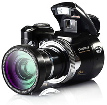 Max16mp Digital Camera full hd 1080P Dslr Camera DC-510T 8x digital zoom telescopic lens Camera