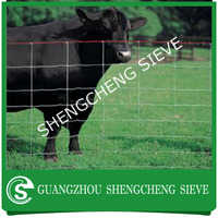 Cheap galvanized horse fence cattle panels for sale cattle wire mesh fence