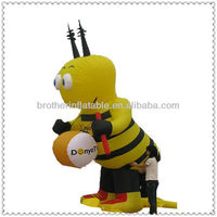 Bee Large Inflatable Animals Model
