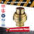 KD 51 Russian style fire hose coupling