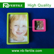 Magnetic TPR MINI Photo Picture Frame For Advertising 701155-3