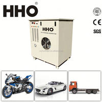 HHO3000 Car carbon cleaning intelligent diy model car toy