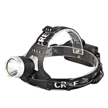 Boruit RJ-3000 5000 Lumen USB Rechargeable LED Headlamp