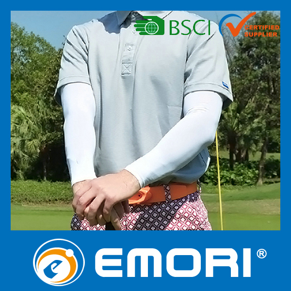 Corporate gift arm cover arm sleeve Golf Arm Cooling Sleeves