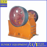 Mini stone jaw crusher machine plant , copper jaw crusher stone