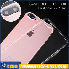 High quality premium 0.5mm TPU gel ultra thin case for iphone 7 / 7 plus silicon case soft back cover