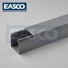 plastic cable duct pvc floor trunking