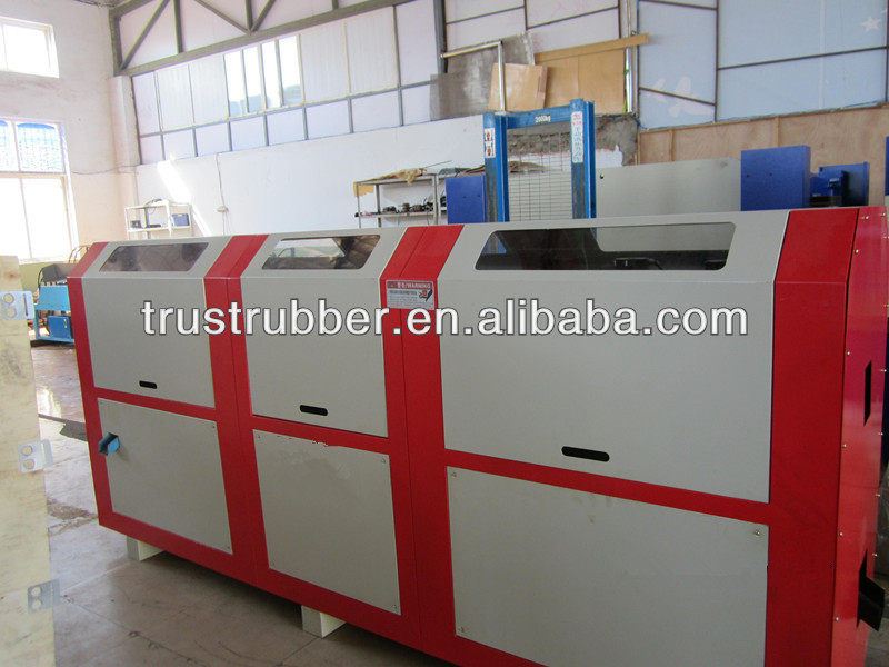 Full Automatic double-steel strip forming machine
