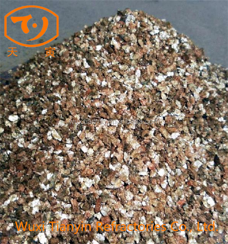 Hebei Gold Vermiculite Which is Suitable for Agricuture