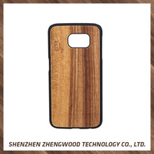 2016 hot selling wooden cell phone covers wood waterproof phone case