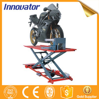 Hydraulic motor power motorcycle jacks and lifts IT8913