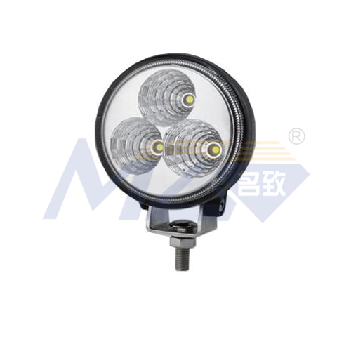 MZ Popular HOT Selling 9W 3.3'' LED Headlights Carton Fair APPEX Automechanika LED off road lighting Truck SUV ATV LED work lamp